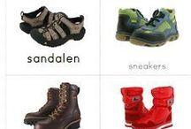 Obrázky - oblečení a boty