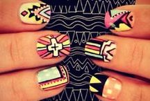 nails / by Victoria Stoltz