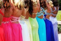 Pretty Dresses  / by Victoria Stoltz