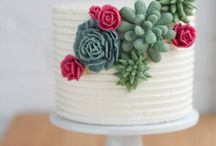 Cakes / The Cake...another off shoot of your perfect day...the color, the flavor, the frosting, the decor...so many possibilities! Check out some local Bakeries and some other inspirations to find what's perfect for you.