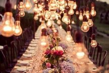 Decor / So many colors, so many themes! Where do you begin??? Begin here with looking at some Local Vendors and getting inspirations for your Big Day!