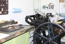 Life at Idea Chic / Behind the scenes at the Idea Chic studio and letterpress workshop