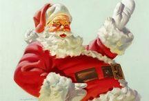 SANTA  & CHRISTMASS LISE