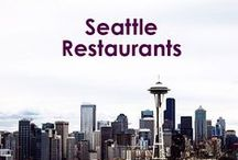 Seattle Restaurants / We love to celebrate our Seattle heritage, and what better way to do that than by exploring all the best eating and drinking that the city has to offer?