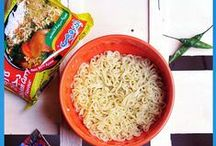 Indomie of The Day (#indomieoftheday) / All of these Indomie dishes pictures were taken from Instagram users that tagged #indomie or #اندومي in the caption of the pictures. Enjoy :)