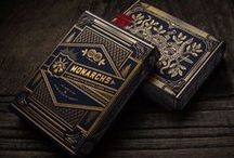 Playing cards / Cool and inventive cards!
