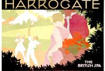Vintage Harrogate  / A collection of historic Harrogate advertising, places and memorabilia....