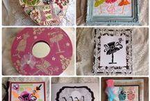 Sweet Poppy Stencils Design Team Work and Dreamweaver / DT work for Sweet Poppy Stencils