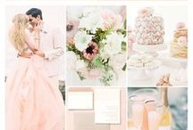 Bruiloft kleuren- Wedding colour theme