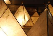 Do it Yourself - DIY / Collection of DIY ideas. Lanterns, light fixtures and much more.