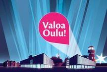 Valoa Oulu! / Photos of Valoa Oulu! light festival since 2013.