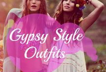 Gypsy Style Outfits ⭐️⭐️⭐️⭐️⭐️ / ✅ Gypsy Style Fashion, Boho Outfit Ideas, Bohemian Festival Looks & more. Please keep pin fashion related and DO NOT create any sections. *Comment on my Latest Pins & Follow my Profile to Join. Check out our store : Pasaboho.com