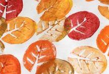 Podzim / podzimní tvoření pro děti