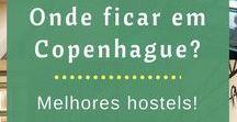 Hospedagens / Recomendação de hotéis, hostels e pousadas no Brasil e no mundo.