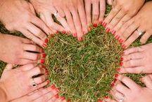 Valentýn / Svátek maminek, tvoření a nápady pro děti