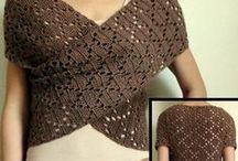 Crocket pattern clothes
