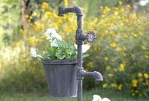 Container Gardening / Try to contain yourself when looking through these gardening ideas1