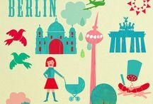BERLIN - Hauptstadt mit Impressionen / Kleine Plätze, charmante Seiten...