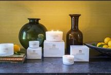 Bitter Orange, Birch Tar and Balsam / Sharp and tangy citrus top notes, with a rich black amber heart blend with a smoky, woody undercurrent of birch, fir balsam and oak wood in this sophisticated, fruity scent.  Bitter Orange, Birch Tar and Balsam Luxury Scented Candles from Rathbornes.   http://rathbornes1488.com/