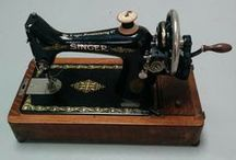Mark's Sewing Machine Collection / My obsession with rescuing vintage and antique sewing machines from car boot sales!
