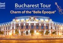 A view over Bucharest / See the various faces of Bucharest with a 4h thematic tour: http://unveilromania.com/romania-tours/