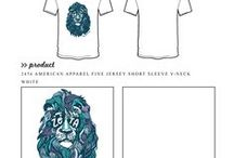 Animals / Greek sorority and fraternity custom shirt designs featuring animal themes. For more information on screen printing or to get a proof for your next shirt order, visit www.jcgapparel.com