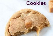 Cookies / Tired of your everyday chocolate chip? Beat the cookie boredom with these creative, mouthwatering recipes.
