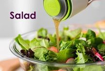 Salad / From easy lunches to spotlight-stealing sides, find fresh, nutritious salad recipes that are full of flavor, crunch, and wholesome ingredients on this board.