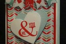 Valentine's Day Cards & Projects / show your love!  Create gorgeous handmade cards, treat holders and more using Stampin' Up! products