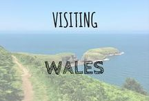 Visiting Wales / For such a small country, Wales doesn't half have a lot to offer! beaches, castles, countryside, cities and so many scenic views...