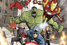 Marvel! / I am a total nerd so i love marvel!!!! / by Lauren Johnson