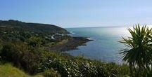 Raglan, New Zealand / An idyllic little town on New Zealand's North Island, take a look and enjoy the views!