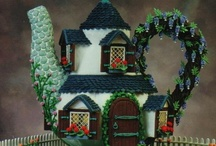 Gingerbread Houses / by Becky Parkin
