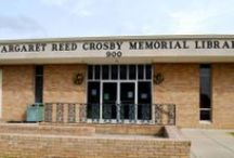 Margaret Reed Crosby Memorial Library - Picayune, MS. / Pearl River County Library System