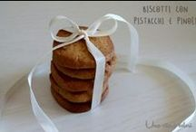 Dessert recipes / Italian recipes of desserts: cakes, cookies, muffins and much more