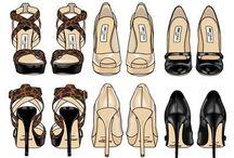 Fashion illustration - Disegno