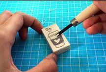 Stamp ideas / idee timbri