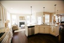 Kitchens / Dining Spaces: Wow & Yum!