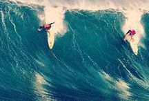 World Top Surfers