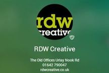 Our digital services / RDW Creative have the expertise and experience to manage all your digital requirements, from website design, website build and content creation all the way through to digital marketing activities, such as email marketing, search engine optimisation (SEO), pay per click (PPC) and social media. Here's what we do...