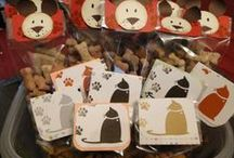 Animals / I love animals, and stamping them and creating them from punch art & paper piecing!