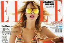 Publicaciones / Las mejores revistas de Argentina recomiendan las bikinis de Luz de Mar