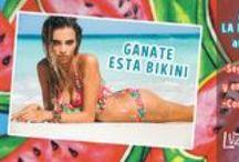Luz de Mar 2015 / ACQUA, una colección fresca, femenina e innovadora #LuzdeMar2015 #Acqua #trajesdebaño #bikinis #moda #verano