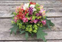 Moje kvety / Moja praca s kvetmi