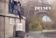 Châtelet / Dreamy Luggage Collection from DELSEY, Châtelet, Arrives Just in Time for Wedding Season