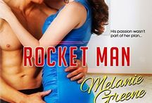 Rocket Man / My debut novel, ROCKET MAN, Book 1 in the ROLL OF THE DICE Series