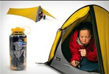 Outdoor Gear / Of both the practical and the absurd- 'I-do-not-need-this-but-it-looks-so-cool-and-I-am-very-unlikely-to-take-with-me' kind.