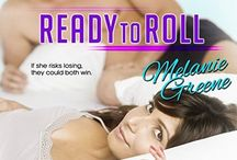 Ready to Roll / My novella, READY TO ROLL, which features characters from my novel ROCKET MAN.