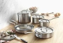 ZWILLING Aurora / 5-ply Stainless Steel Cookware, Made in Belgium