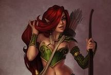 Fantasy Female Characters